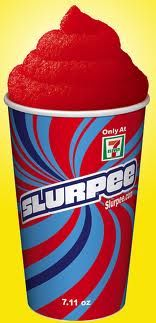 slurpees from 7-11