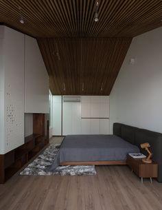 Attic Apartment / Tropikon