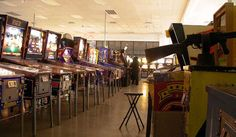 Get more information about the Pinball Hall of Fame on Hostelman.com #United #States #museum #travel #destinations #tips #packing #ideas #budget #trips