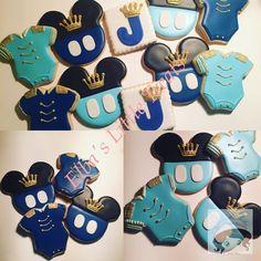 """Prince Mickey custom cookies #customade #customdesign #treatstable…"