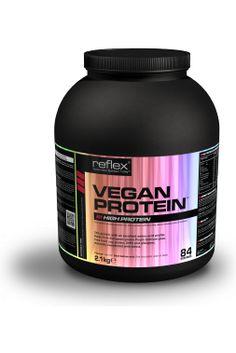 Vegan Pea Protein from Reflex Nutrition