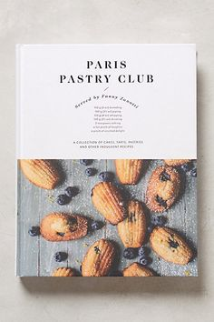 Paris Pastry Club #anthropologie