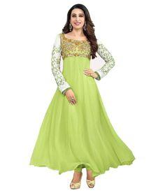 Anarkali Salwar Kameez Online at Mirraw.