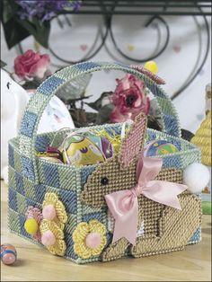 Baby Bunny Basket