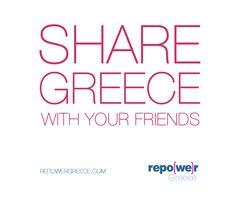 SHARE Greece with your friends ! Greece, Politics, Friends, Artwork, Greece Country, Amigos, Work Of Art, Auguste Rodin Artwork, Boyfriends