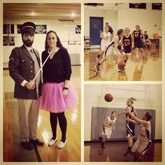 Congratulations to Varsity Basketball for their 38-33 win over Christchurch School last night! Mr. Foulk and Coach Walker dressed up as a toy soldier and a ballerina for the game in honor of a widely successful Blue/Grey competition earlier that day that raised money for our adopted family. More pictures to come!  viewbook.sms.org
