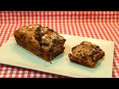Receta de pan con chispas de chocolate - YouTube