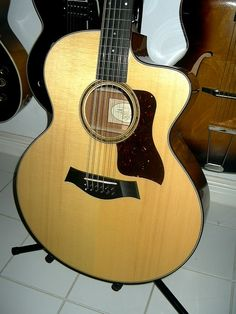 Taylor 555CE 12 string acoustic guitar