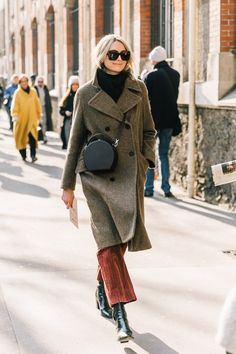 Meet the Winter Outfit Formula You Can Wear Just About Anywhere (Le Fashion) - Outfits for Work - Winter Outfits for Work Stylish Winter Outfits, Fall Outfits, Outfit Winter, Outfits 2016, Night Outfits, Winter Boots, Casual Outfits, Mode Style, Style Me