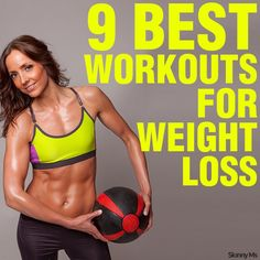 9 Best Workouts for Weight Loss #weightlossrecipes