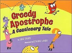 great book for possessive nouns!