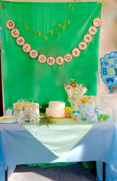 Check out this item in my Etsy shop https://www.etsy.com/listing/505856598/baby-boy-shower-decor-baby-shower-party