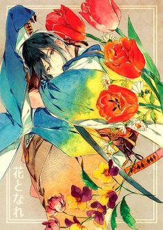 「【5/5百刀繚乱】新刊サンプル」/「夏目」の漫画 [pixiv]