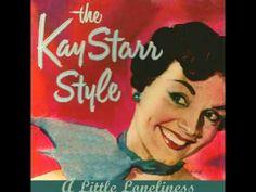 KAY STARR - A Little Loneliness