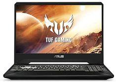 "ASUS TUF Gaming Laptop, 15.6"" 144Hz Full HD IPS-Type Display, Intel Core i7-9750H Processor, GeForce GTX 1650, 8GB DDR4, 512GB PCIe SSD, Gigabit Wi-Fi 5, Windows 10 Home, FX505GT-AB73 Windows 10, Apple Laptop, Usb, Pc Portable Asus, Cheap Gaming Laptop, Laptop Deals, Ddr4 Ram, Der Computer, Operating System"