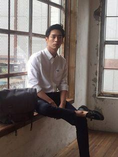 Seo Kang Joon / 서 강 준 Seo Kang Joon / 서 강 준 - My Accessories World Korean Fashion Men, Korean Men, Asian Men, Korean Actors, Asian Actors, Mens Fashion, Style Fashion, Seo Kang Jun, Seo Joon