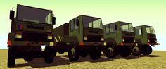 Ashok Leyland army truck INDIA