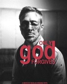 Teaser póster de Only God Forgives
