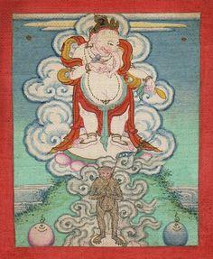 Ganapati (Dieu indien et divinité bouddhiste) (HimalayanArt)