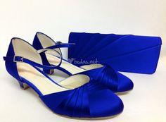 Protea teñido depink de Deseo - Zapatos de novia | Foto 73