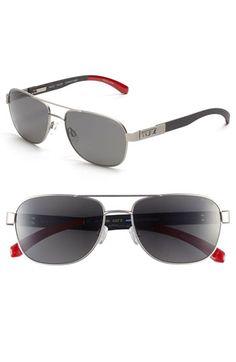 25eb430e0cf Tumi  Vasco  56mm Polarized Sunglasses