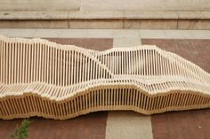 Polymorphic Installation / Fast Pace / Slow Space | Platform Architecture
