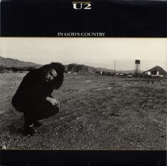 U2 - In God's Country (19 nov., 1987)  http://www.u2.com  #u2newsactualite #u2newsactualitepinterest #u2 #bono #theedge #adamclayton #larrymullen #music #rock
