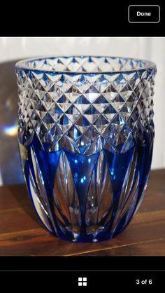 Lovely Val St. Lambert Vase