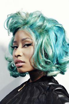 Nicki Minaj's 2012 Cover for Guardian Magazine HQ