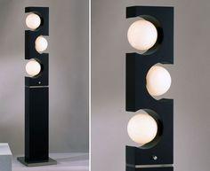 36 Amazing Modern Lamp Designs black, lamp huge
