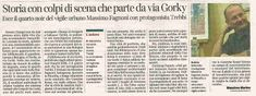 massimo fagnoni: Recensione del Corriere di Bologna
