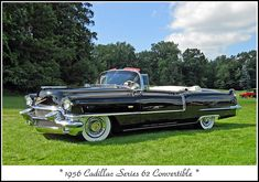 1956 Cadillac Convertible by sjb4photos, via Flickr