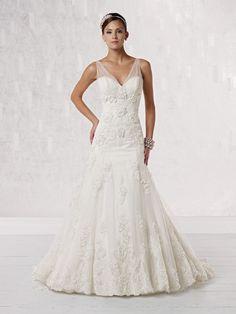 Sirène sweetheart de mariage robe en tulle
