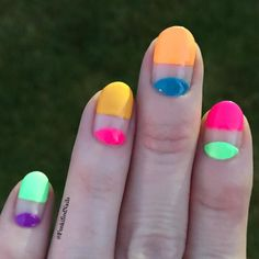 81 Likes, 1 Comments - Jenna Pilcher (@funkifiednails) on Instagram