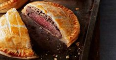Beef, mushrooms and flaky pastry make the best Beef Wellington. Make these mini versions for a special occasion or just for special family and friends.