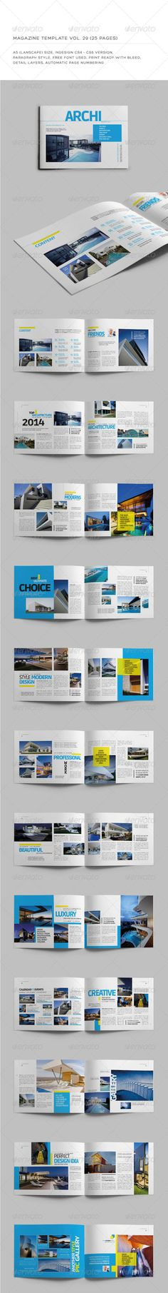 Indesign template vol 29 You can download this template here : http://graphicriver.net/item/a5-landscape-25-pages-mgz-vol-29/7518652?WT.oss_phrase=&WT.oss_rank=13&WT.z_author=Shafura&WT.ac=search_thumb