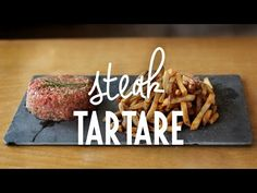 Steak Tartare | Rendez-vous à Paris - YouTube