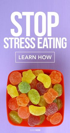 Healthy Living Tips Here are sure fire ways to stop stress eating. - Put Down That Cookie! 7 Ways To Stop Stress Eating Stress Eating, Get Thin, Mindful Eating, Healthy Lifestyle Tips, Diet Motivation, Stress And Anxiety, Easy Workouts, Get Healthy, Healthy Habits