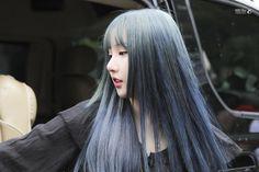 Gfriend-Eunha 180629 KBS Music Bank South Korean Girls, Korean Girl Groups, Gfriend Profile, Jung Eun Bi, Cloud Dancer, G Friend, Beautiful Asian Girls, Korean Singer, Girl Pictures