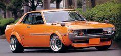 Orange Celica