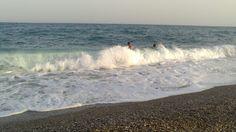 Sea of Catanzaro Lido