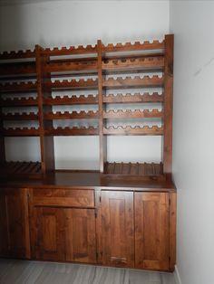 wine room Display Shelf, Liquor cabinet