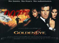 vintage everyday: 50 Years Of James Bond in 24 Posters