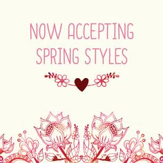 Clean out that closet and bring us those REALLY CUTE SPRING items that we can pass on to someone else!  We're accepting Tues., Wed. & Thursdays between 10:00 & 6:00 at the Pink Back Door!  Park in the Pink Parking places & ring the doorbell! Please bring your items FRESHLY LAUNDERED, STILL IN STYLE (less than 2 years old), On HANGERS or neatly folded in a box or basket. Items need to be mended, & stain or spot-free. Can't wait to see what you'll bring us! #consignment #resale #spring