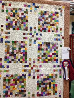 Pin from pinner: Connie Kight.....Empire Quilt Fest 16 by Upstate NY Creations, via Flickr