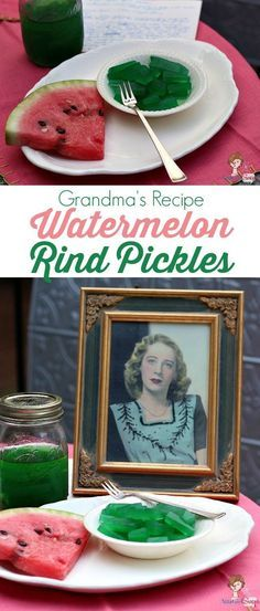 Southern cooks have been making watermelon rind pickles for centuries. These sweet pickles are having a culinary moment, and it's no wonder. They're so tasty! Save the rind from a watermelon this summer and put up a batch of these tasty pickles.