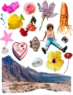 Photo Collage Display For Table Paper Collage Art, Collage Artwork, Collages, Collage Sheet, Wall Collage, Magazine Collage, Collage Design, Digital Collage, Medium Art