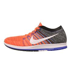 128bd41170134 NIKE Mens Flyknit Streak Hyper OrangeWhiteBlack 105 M US     Continue to  the product at the image link.