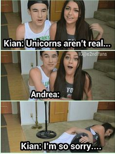 Day 12 - Thoughts on Kiandrea - They really suit each other and are so cute! #our2ndlifechallenge