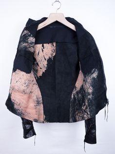 Sexy rocker jacket #fashion #rock #style